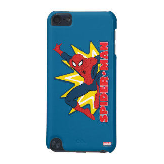 Spider-Man Callout Graphic iPod Touch (5th Generation) Cover
