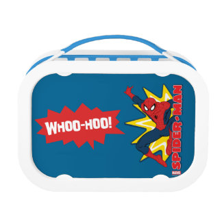 Spider-Man Callout Graphic Lunchbox
