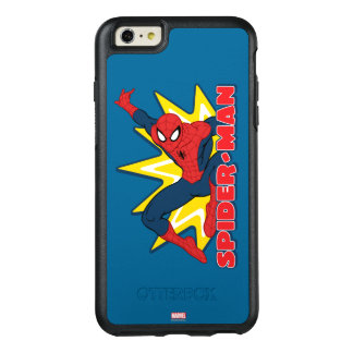 Spider-Man Callout Graphic OtterBox iPhone 6/6s Plus Case