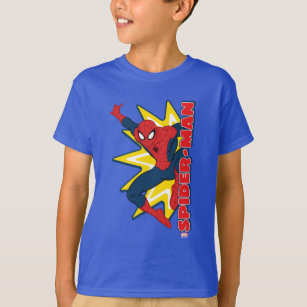 Spider-Man Callout Graphic T-Shirt