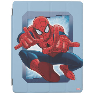 Spider-Man Character Card iPad Cover