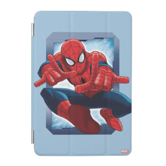 Spider-Man Character Card iPad Mini Cover