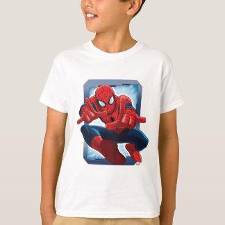 Spider-Man Character Card T-Shirt
