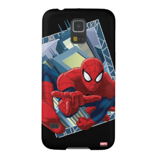 Spider-Man City Character Graphic Cases For Galaxy S5