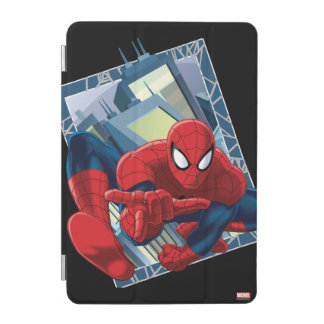Spider-Man City Character Graphic iPad Mini Cover