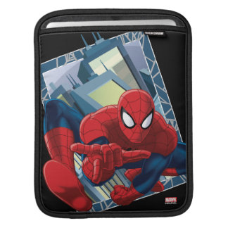 Spider-Man City Character Graphic Sleeves For iPads