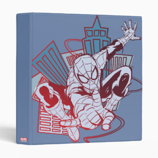 Spider-Man & City Sketch Binders