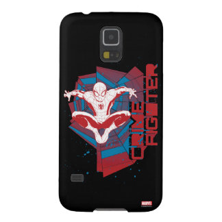 Spider-Man Crime Fighter Galaxy S5 Covers