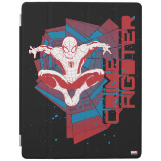 Spider-Man Crime Fighter iPad Cover