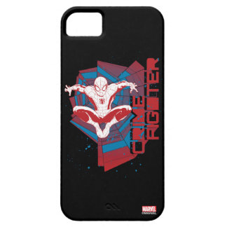 Spider-Man Crime Fighter iPhone 5 Cover