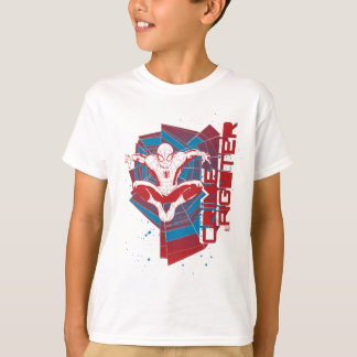 Spider-Man Crime Fighter T-Shirt