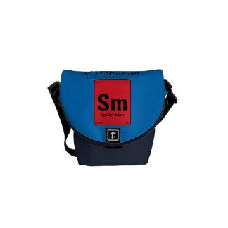 Spider-Man Element Scientific Formula Commuter Bag