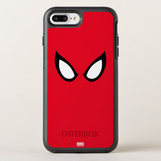 Spider-Man Eyes OtterBox Symmetry iPhone 7 Plus Case
