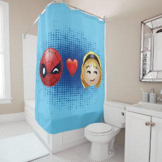 Spider-Man & Gwen Heart Emoji