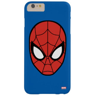 Spider-Man Head Icon Barely There iPhone 6 Plus Case