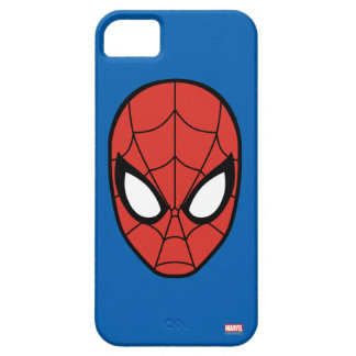 Spider-Man Head Icon Case For The iPhone 5