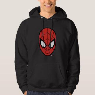 Spider-Man Head Icon Hoodie