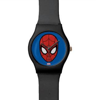 Spider-Man Head Icon Watches