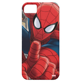 Spider-Man High Above the City Case For The iPhone 5