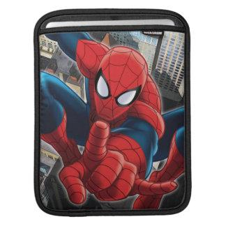 Spider-Man High Above the City iPad Sleeve
