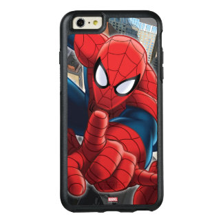 Spider-Man High Above the City OtterBox iPhone 6/6s Plus Case