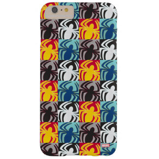Spider-Man Icon Pattern Barely There iPhone 6 Plus Case