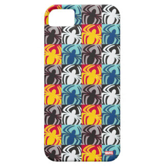 Spider-Man Icon Pattern iPhone 5 Covers