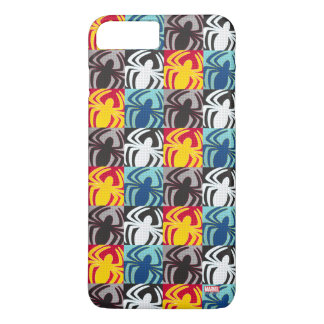 Spider-Man Icon Pattern iPhone 7 Plus Case
