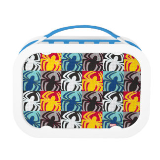 Spider-Man Icon Pattern Lunch Boxes