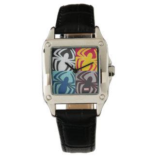 Spider-Man Icon Pattern Wristwatches
