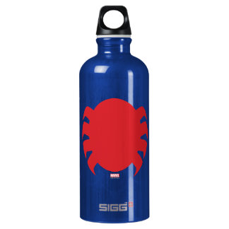 Spider-Man Icon Water Bottle