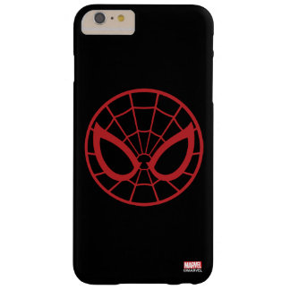 Spider-Man Iconic Graphic Barely There iPhone 6 Plus Case