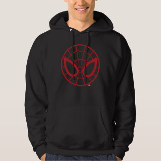 Spider-Man Iconic Graphic Hooded Pullover