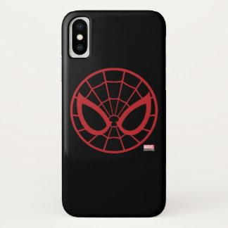 Spider-Man Iconic Graphic iPhone X Case