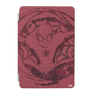 Spider-Man In Web Graphic iPad Mini Cover