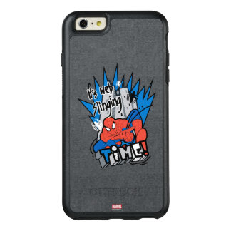 Spider-Man It's Web Slinging Time OtterBox iPhone 6/6s Plus Case