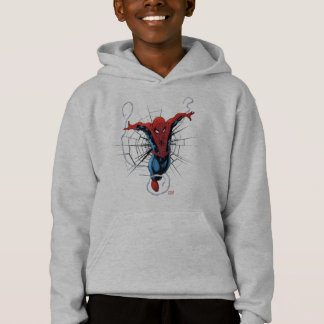 Spider-Man Leaping With Webbing
