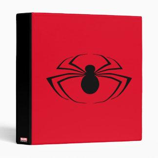 Spider-Man Logo Vinyl Binders