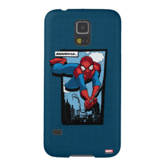 Spider-Man Meanwhile Comic Panel Galaxy S5 Covers