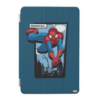 Spider-Man Meanwhile Comic Panel iPad Mini Cover