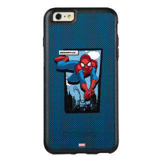 Spider-Man Meanwhile Comic Panel OtterBox iPhone 6/6s Plus Case