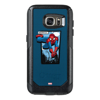 Spider-Man Meanwhile Comic Panel OtterBox Samsung Galaxy S7 Case