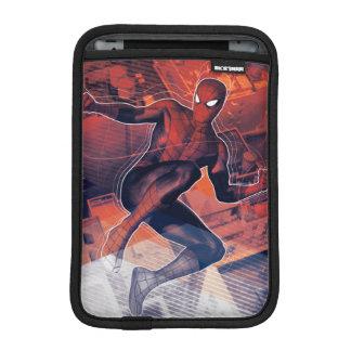 Spider-Man Mid-Air Spidey Sense iPad Mini Sleeve