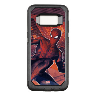 Spider-Man Mid-Air Spidey Sense OtterBox Commuter Samsung Galaxy S8 Case