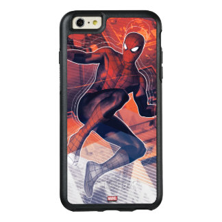 Spider-Man Mid-Air Spidey Sense OtterBox iPhone 6/6s Plus Case