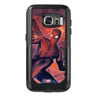 Spider-Man Mid-Air Spidey Sense OtterBox Samsung Galaxy S7 Case