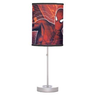 Spider-Man Mid-Air Spidey Sense Table Lamp