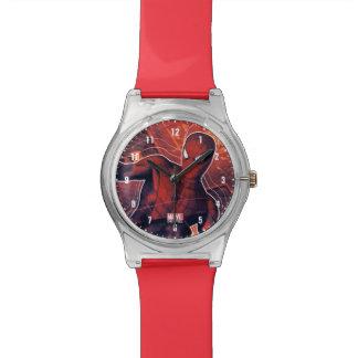 Spider-Man Mid-Air Spidey Sense Wristwatch