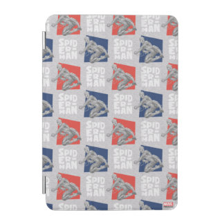 Spider-Man Name and Sketch Pattern iPad Mini Cover