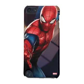Spider-Man On Skyscraper iPod Touch 5G Cover